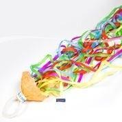 Magic streamer multicolor
