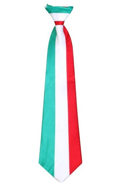Stropdas Italië