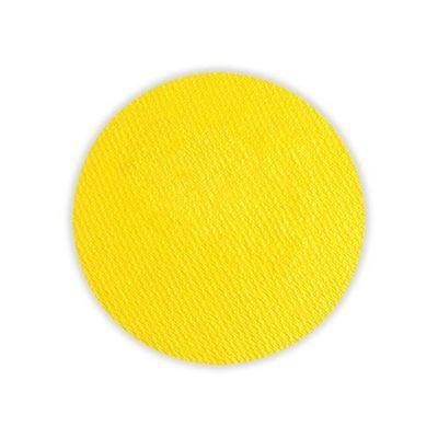Superstar schmink waterbasis geel shimmer (45gr)