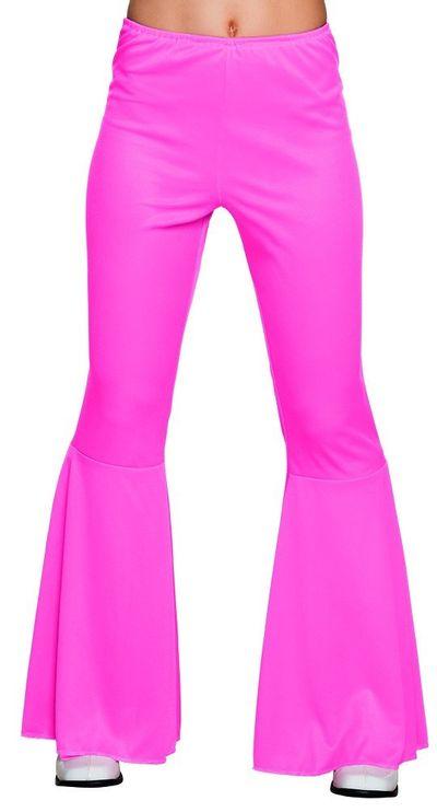 Hippie Disco broek roze