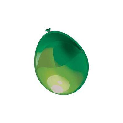 Ballonnen Metallic Grasgroen 50st