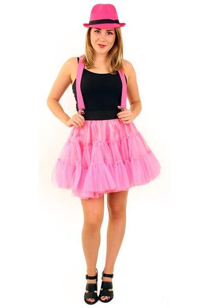 Petticoat roze