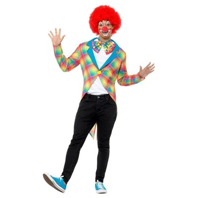 Clowns slipjas heren