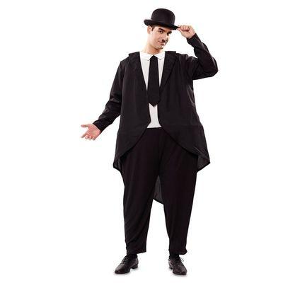 Oliver Hardy kostuum (dikke)