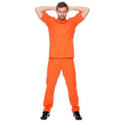Oranje boevenpak Luxe