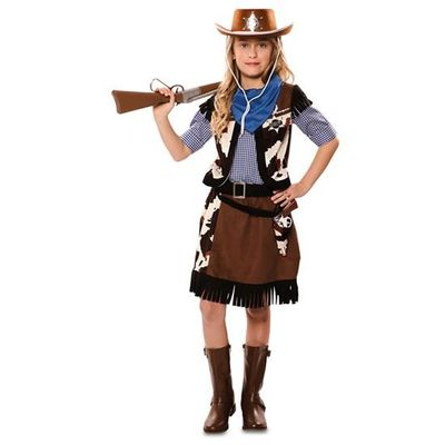 Cowgirl kostuum - Meisje