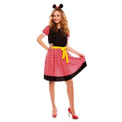 Minnie mouse jurk