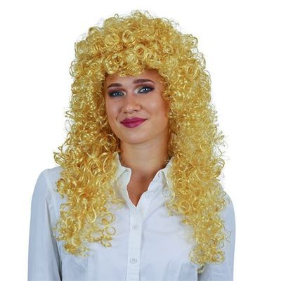 Katja pruik blond