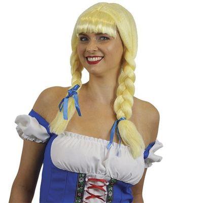 Gretchen Pruik Blond