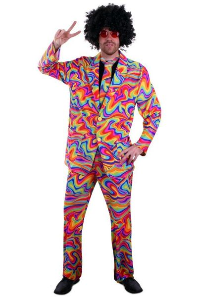 Kostuum Ibiza 3-delig heren