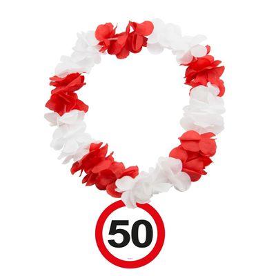 Hawaiikrans 50