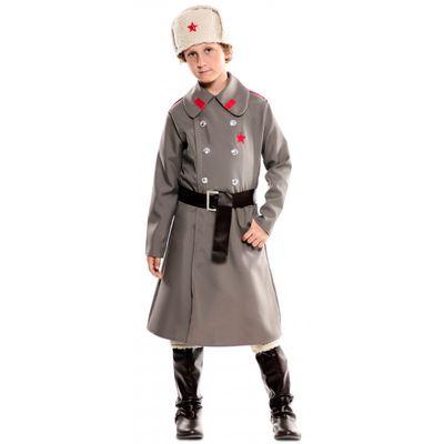 Foto van Russisch kostuum jongen