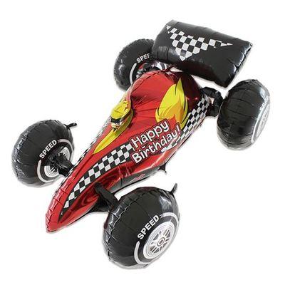 Folieballon raceauto