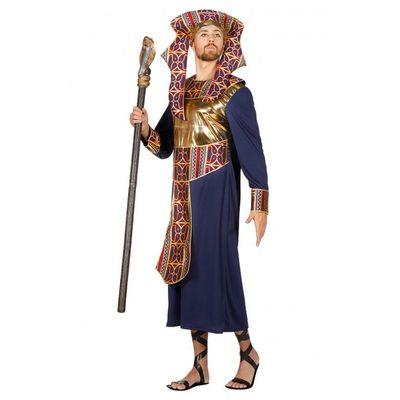 Foto van Egyptisch Farao kostuum Luxe