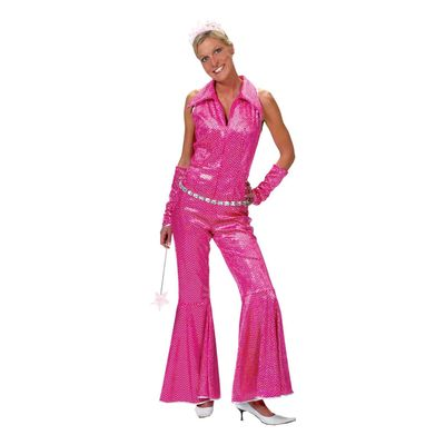 Foto van Glitter disco jumpsuit