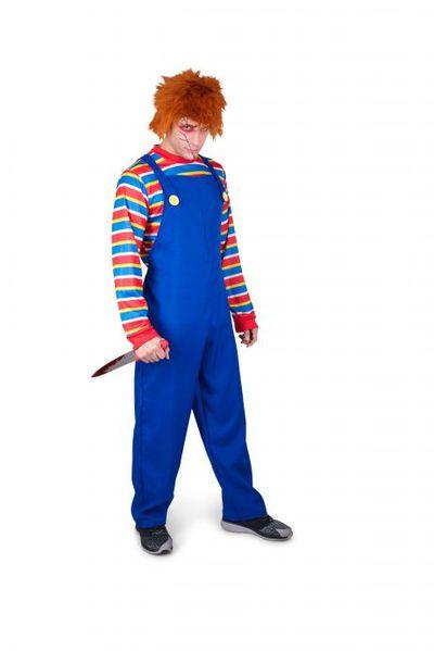 Chucky kostuum heren