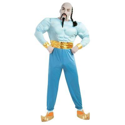 Foto van Geest Aladdin kostuum