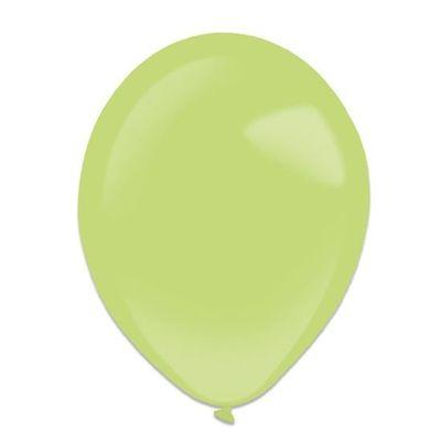 Ballonnen kiwi fashion (13cm) 100st