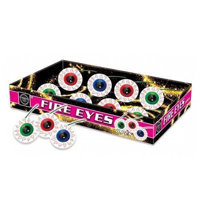 Fire eyes 8 stuks