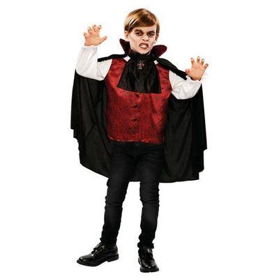 Foto van Vampier Kostuum - jongen