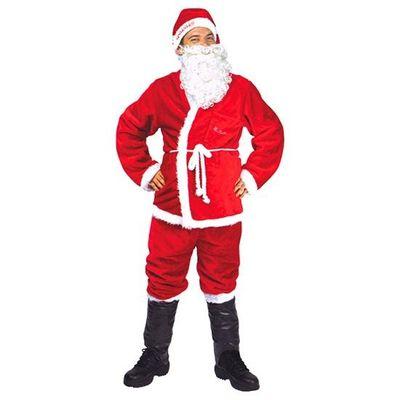 Kerstman kostuum luxe