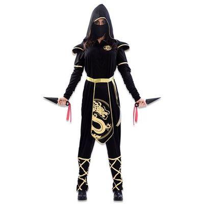 Foto van Ninja kostuum dames