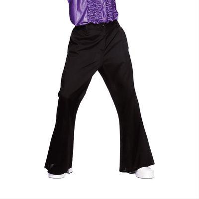 Foto van Hippie Disco broek zwart