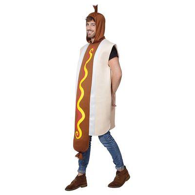 Foto van Hotdog kostuum Luxe