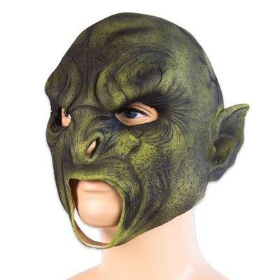 Masker groen zeemonster