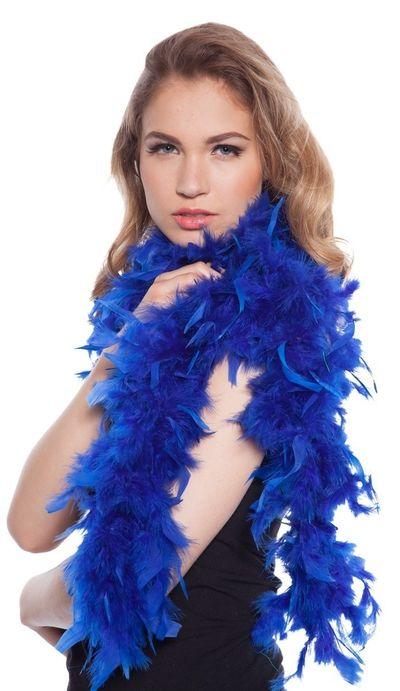 Blauwe boa