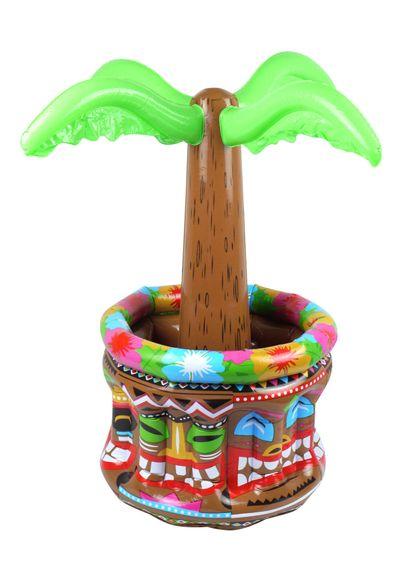 Opblaas Palmboom Koeler 66 cm