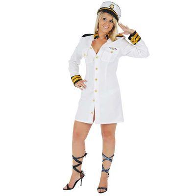 Kapiteinsjurkje - Luxe
