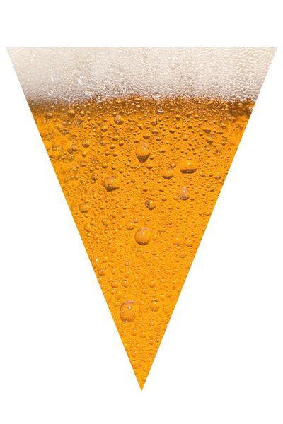 Vlaggenlijn bier (6m)