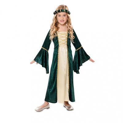 Foto van Middeleeuwse jurk kind