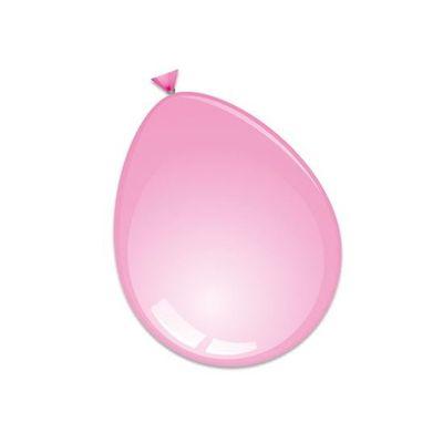 Ballonnen roze (30cm) 50st