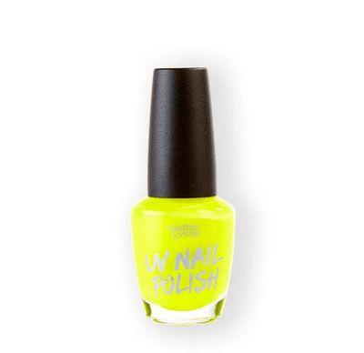 UV Nagellak geel