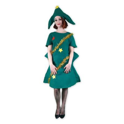 Foto van Kerstboom kostuum