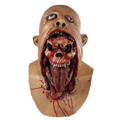 Masker monster inside