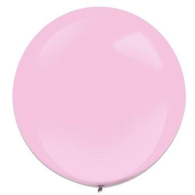 Ballonnen pretty pink (60cm) 4st