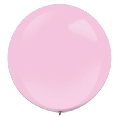 Foto van Ballonnen pretty pink (60cm) 4st