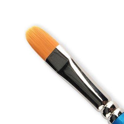 Superstar schmink penseel filbert nr 12 (Burny)