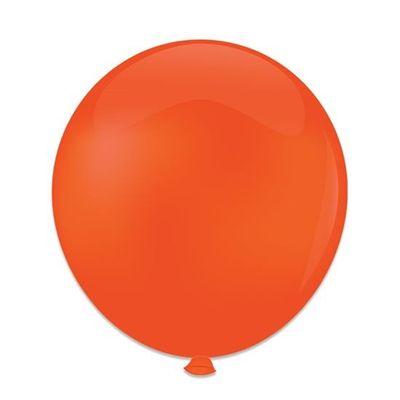 Foto van Ballonnen oranje (61cm)