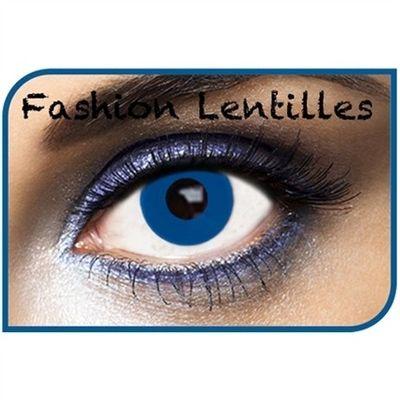Kleurlenzen Blauwe daglenzen