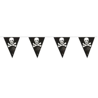 Foto van Vlaggenlijn Piraat 6 mtr/stk
