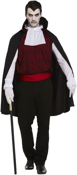 Vampier Kostuum volwassenen