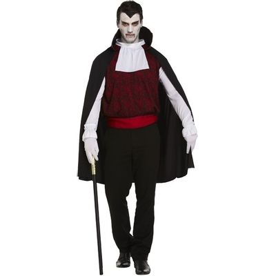 Foto van Vampier Kostuum volwassenen
