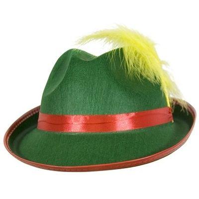 Oktoberfest hoedje kind - groen