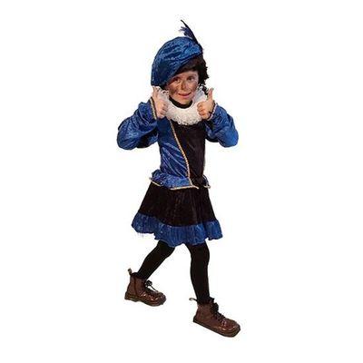 Pietjurkje blauw kind