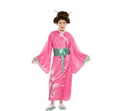 Geisha jurk meisje