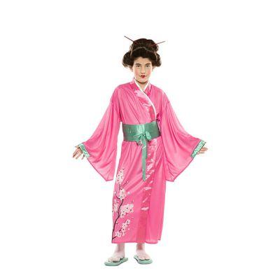 Foto van Geisha jurk meisje